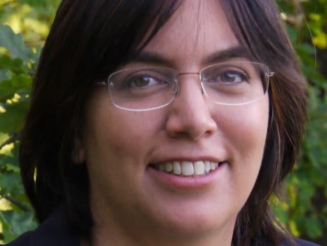 Portrait von ETH-Klima-Forscherin Sonia Seneviratne