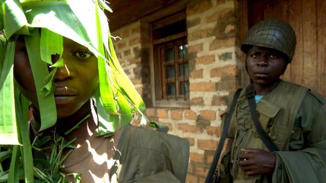 Das Zentrum will den Kindersoldaten ein neues Leben geben. 70 Prozent der Jungs packt es.