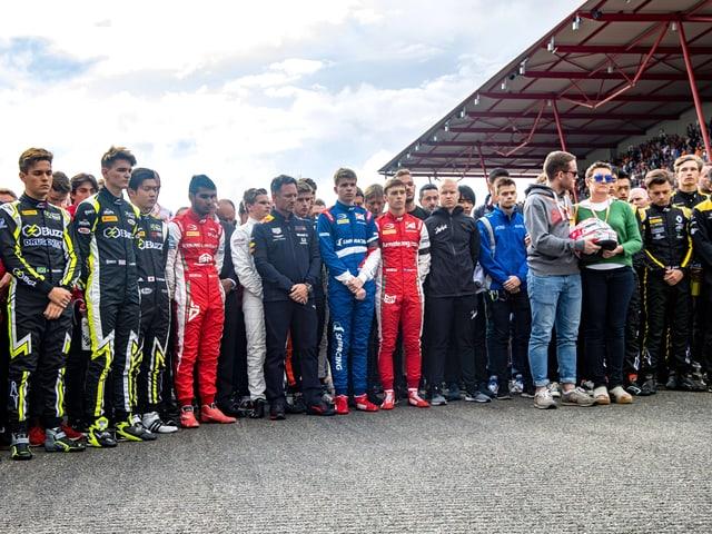 Formel-2-Fahrer