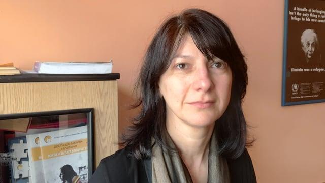 Anwältin Iliana Savova vom Helsinki Committee: «Wo liegt die Obergrenze der Menschlichkeit?»