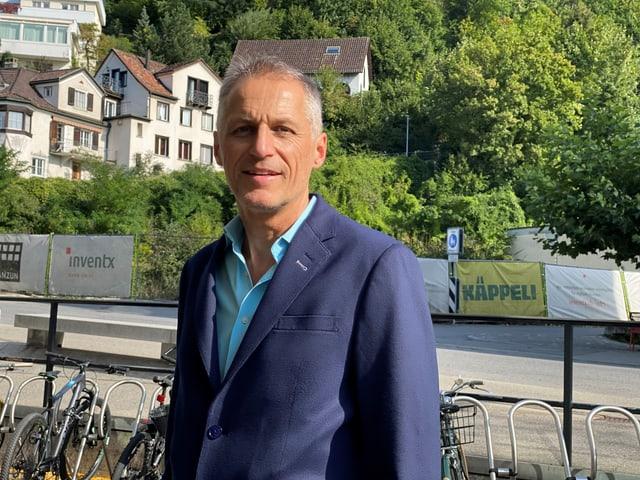Christoph Walser è l'expert per prevenziun da burnout.