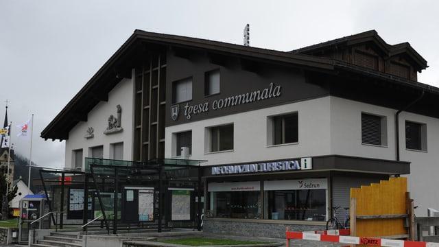 Chasa communala da Tujetsch.