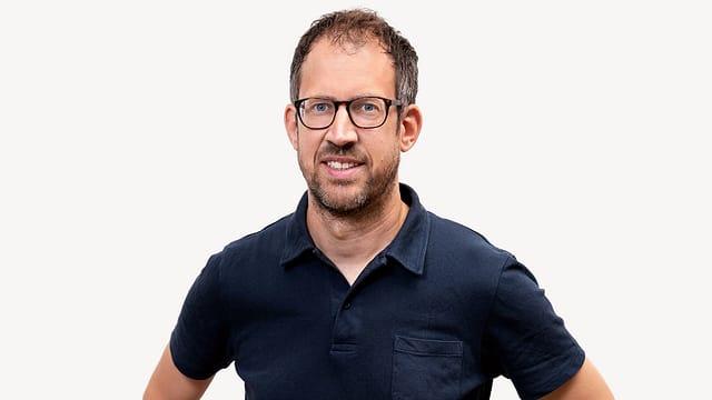 SRF-Redaktor Patrick Künzle