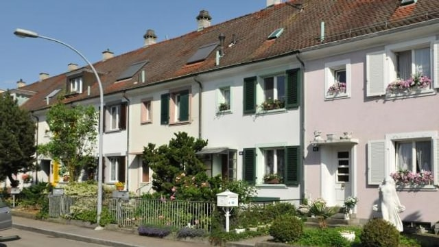 Reiheneinfamilienhäuser