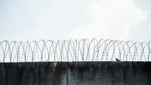 Gefängnis.