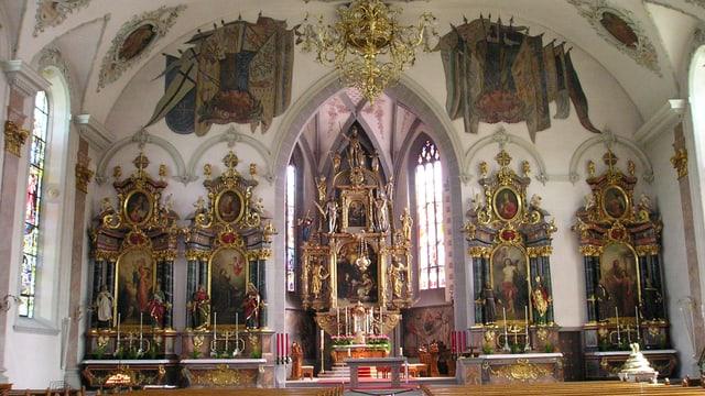 Kirche St. Mauritius, Appenzell