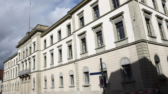 Regierungsgebäude Frauenfeld