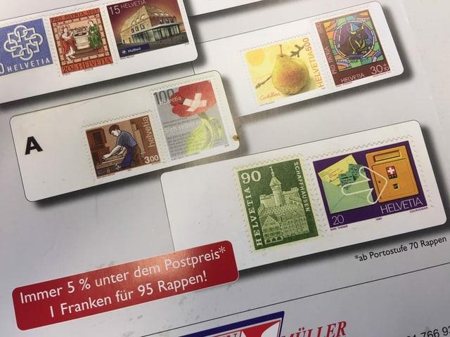 Angebot von «Marken Müller»