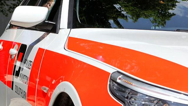 Streifenwagen Kantonspolizei Solothurn