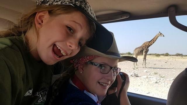 Video «Besuch in Holland, Heimweh in Irland und Safari in Afrika» abspielen
