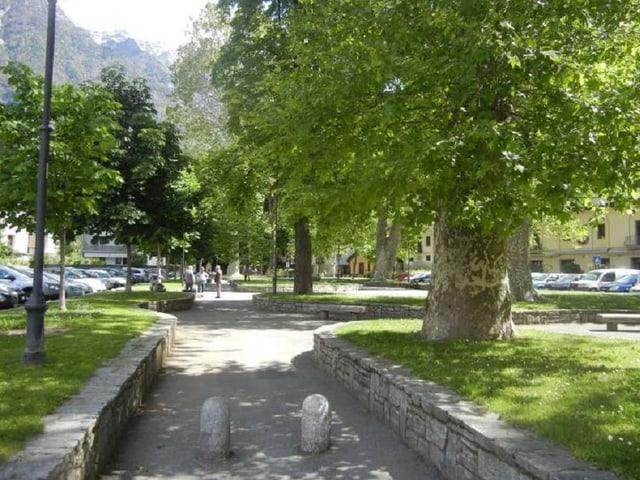 parc cun via da catram