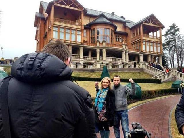 Haus von Janukowitsch