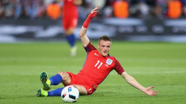 Englands Jamie Vardy
