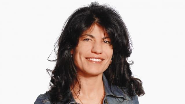 Porträt Susanne Giger.