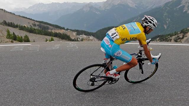 Vincenzo Nibali dominiert die Tour de France.