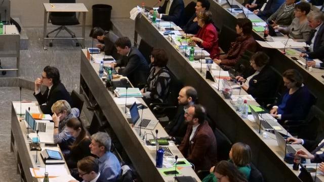 Graubünden bekommt ein neues Wahlsystem