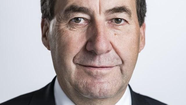 Portrait Werner Salzmann