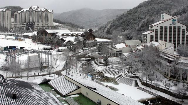 Resort YongPyong