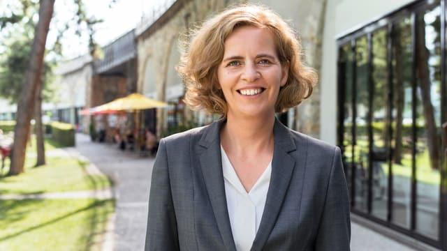 Karin Rykart (Grüne)