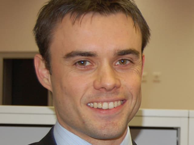 L'expert da finanzas, Damian Gliott.