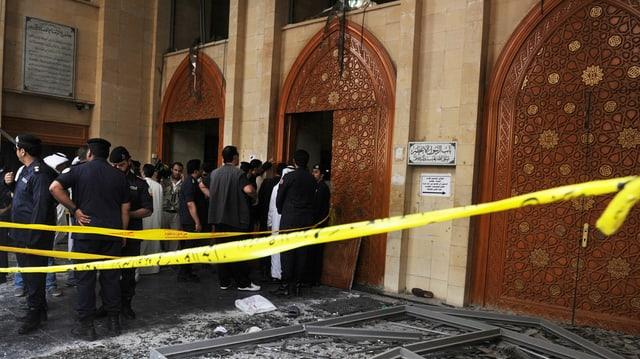 moschea a kuwait