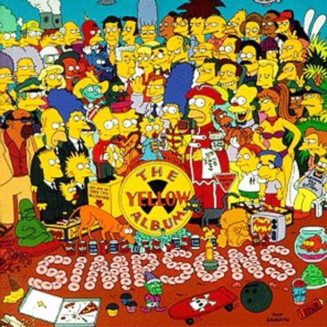 «Yellow Album» der Simsons