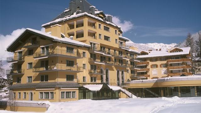 Schlosshotel Vereina a Claustra.