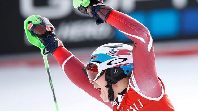 Il skiunz Henrik Kristoffersen.