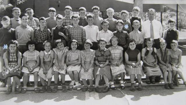 Klassenfoto 1960