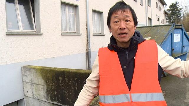 Herr Li aus China müsste die Schweiz wieder verlassen, kann aber nicht ausgeschafft werden