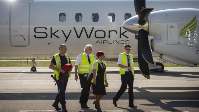 Die Pleite von Skywork