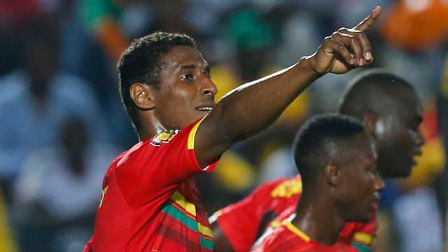 Guinea steht dank Losglück in der K.o.-Phase.