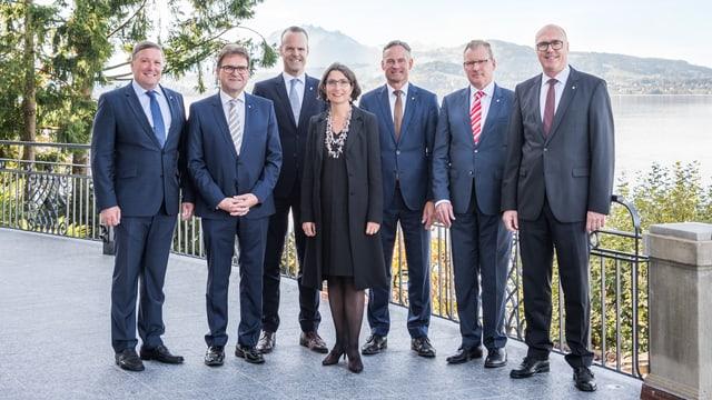 Die Regierung des Kanton Zug