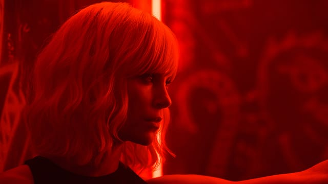 Charlize Theron in «Atomic Blonde».