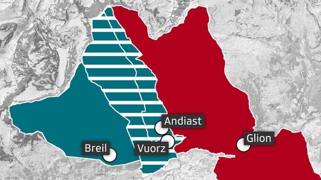 Cun ina suletta vusch differenza è Vuorz sa decidì per in project da fusiun cun Breil.