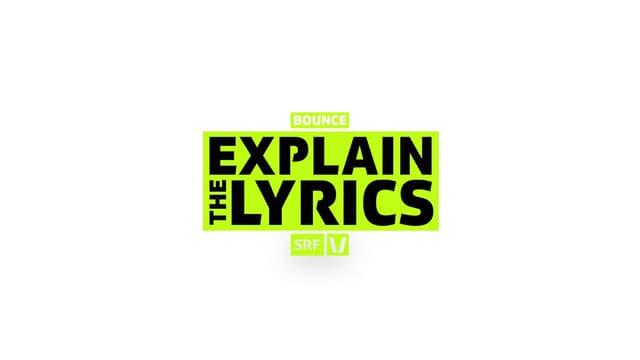 Logo von Explain the Lyrics