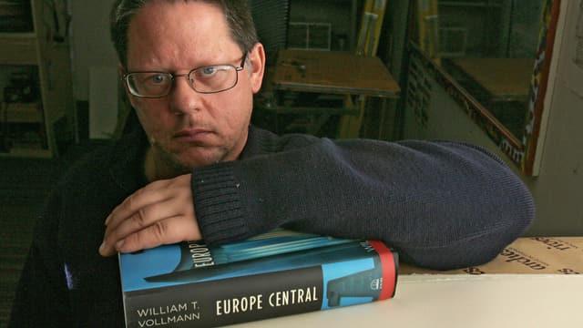Portrait William T. Vollmann