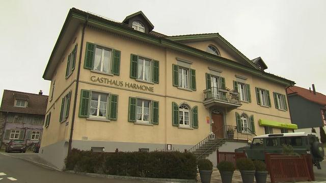 Video «Kanton Thurgau – Tag 2 – Gasthaus zur Harmonie, Thundorf» abspielen