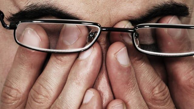 Video «Stress, Vorhofflimmern, «Alzheimer hautnah» (6)» abspielen