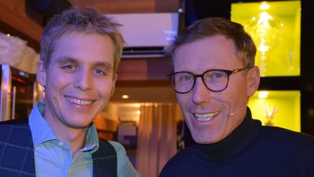 Video «Skikönig Pirmin Zurbriggen» abspielen