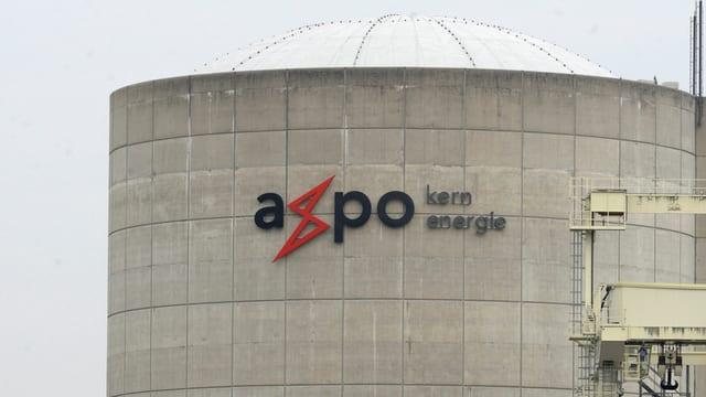Axpo-Kühlturm