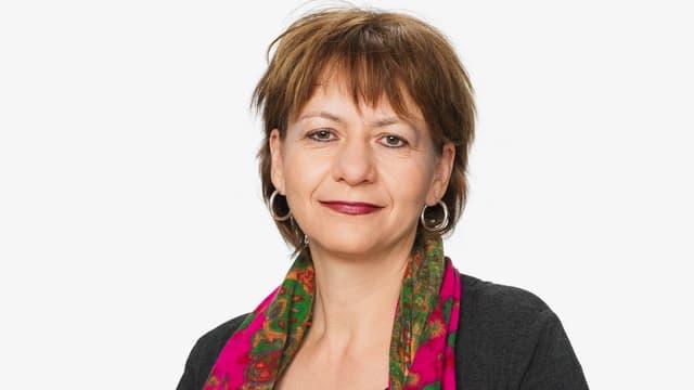 Porträt Susanne Sturzenegger