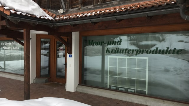 La stizun da MoorStore Swiss SA a Rabius