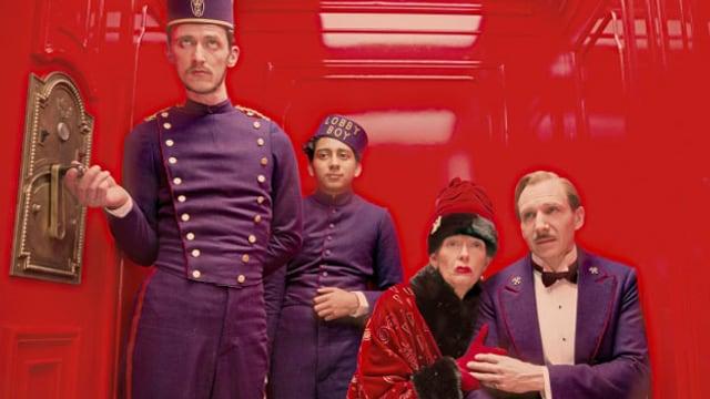 Nicht einfach ein Film, ein Universum: Wes Andersons «The Grand Budapest Hotel».