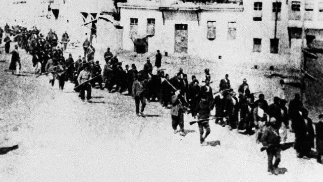 Todesmarsch Armenier