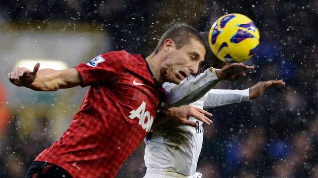 Kein Sieger zwischen ManUnited und Tottenham.