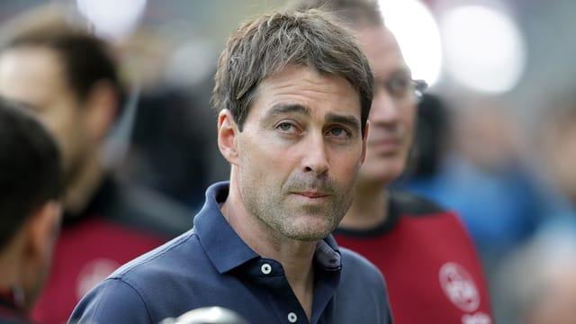 FC Nürnbergs Trainer René Weiler.