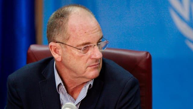 Der UNO-Missionschef in Südsudan, David Shearer.