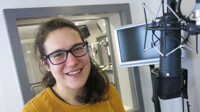 Sarah Odermatt will als parteilose Gemeinderätin Stans mitgestalten.