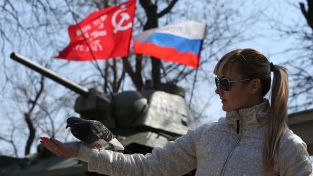 Ohnmacht vor Krim-Referendum